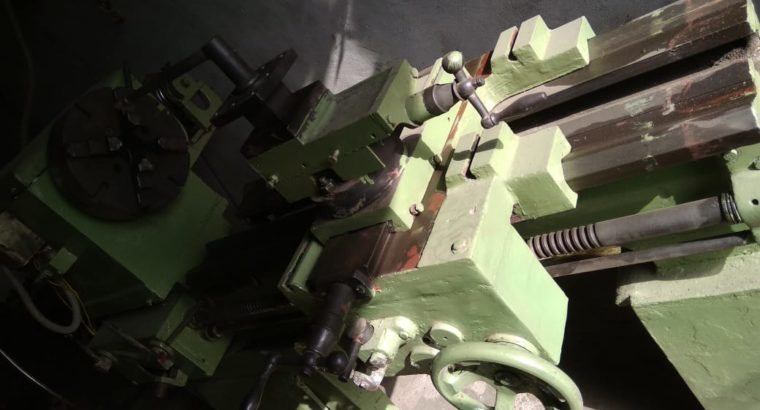 6 Feet Lathe, 14 inch Bed Size