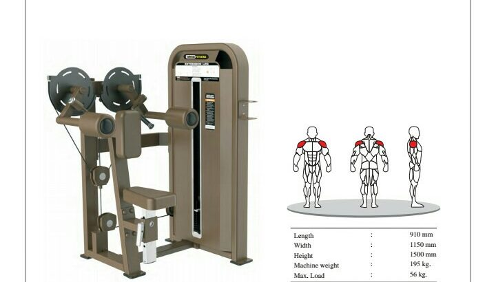 Lateral Raise F-5005