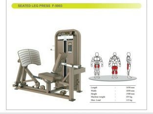 Seated Leg Press F-5003