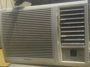Old designed Air Conditioner