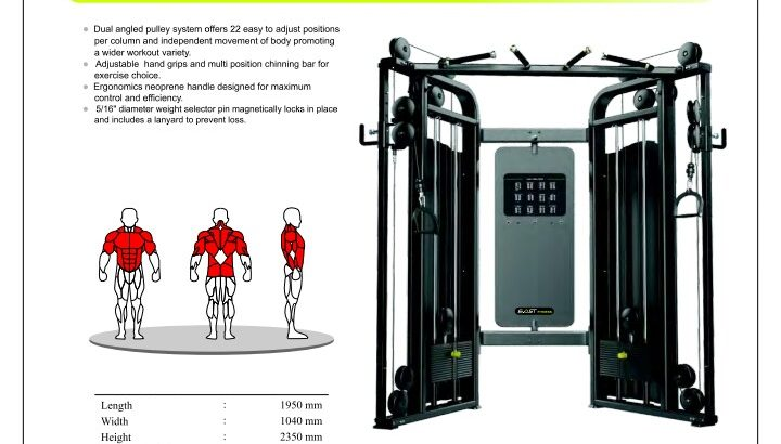 Multifunctional Trainer
