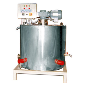 Milk Emulsion Preparation Tank