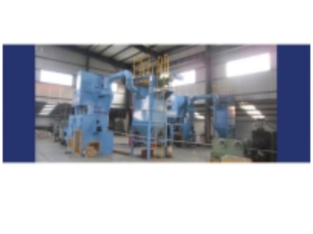 Wire Shot Blasting Machine
