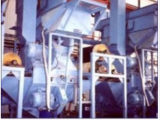 Strip Descaling Shot Blasting Machine